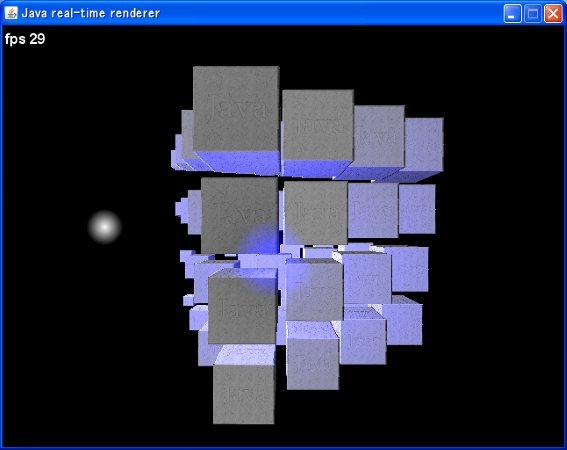 Javaで3Dゲーム開発日記 part2 ビルボードとポイントスプライト
