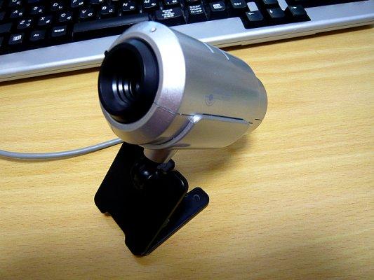 Webカメラの新規購入とCCDとCMOSの画質比較