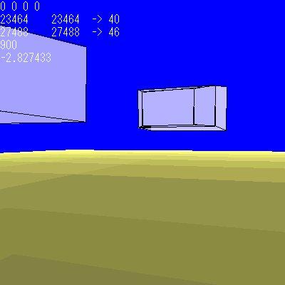 3Dネット対戦ゲーム作成日記 part2
