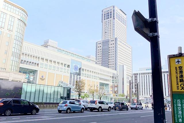 札幌駅前(のりば) S24 D06