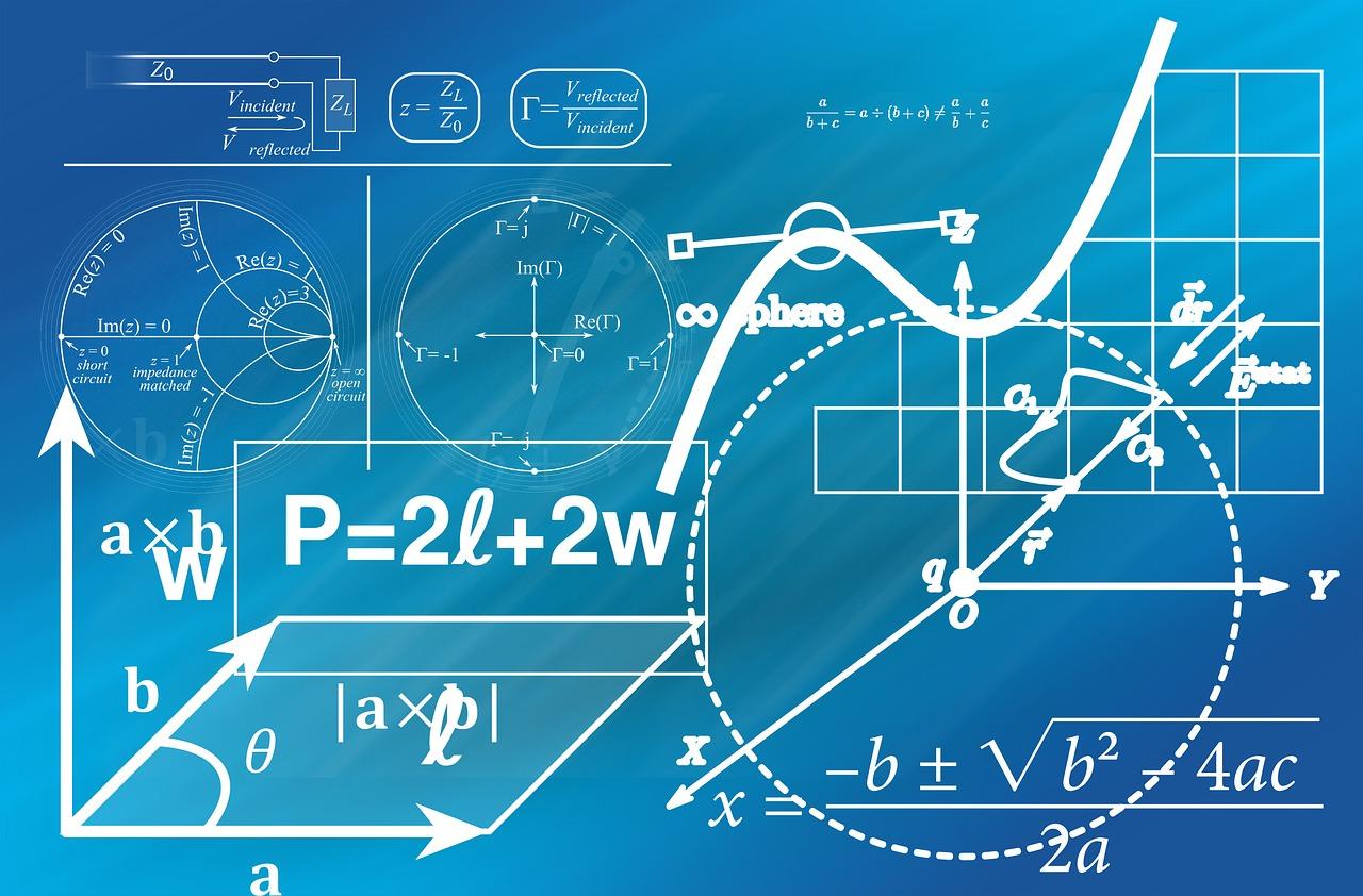 RSA暗号の解説に出てくる数値の逆数のmod